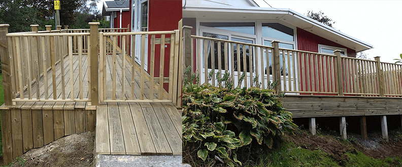 decking service narbeth